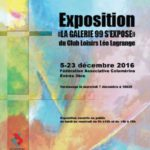 Exposition de la Galerie 99