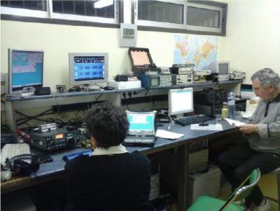 Les radioamateurs de Colomiers F5KUG
