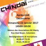 Stage de Chindaï