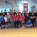 Tournoi de Volley pour les jeunes le 10/02/2018