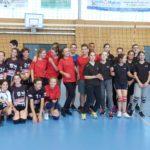 Tournoi de Volley pour les jeunes le 15/12/2018
