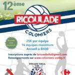 Grand tournoi de Volley le 21 avril 2019