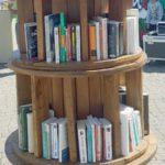 La bibliothèque à roulettes du Val d'Aran