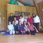Résultat POSITIF pour notre 1er week end Yoga.