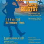 2ème FESTIVAL COUNTRY à Colomiers