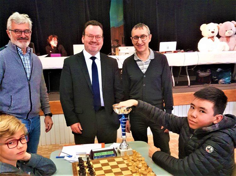 Tirage au sort du TOP 12 d'échecs