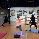 Vivement la reprise des cours de Yoga !